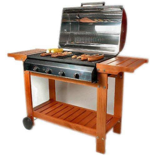 mobiliario jardim jumbo:Natural Gas Barbecue Grills
